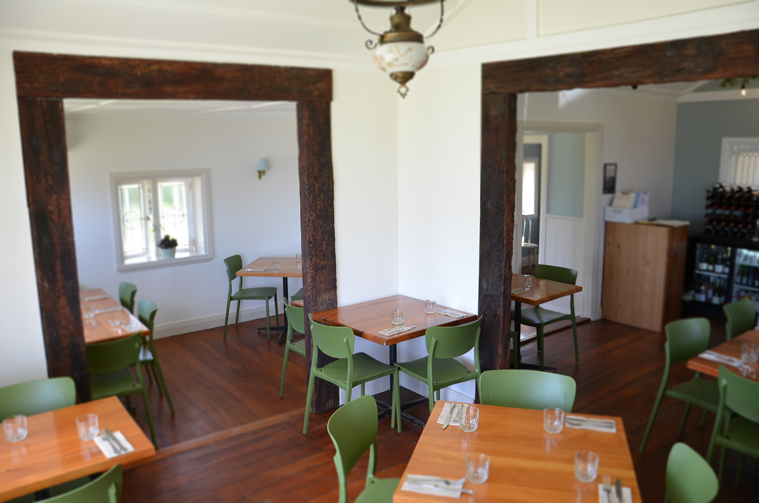 Dining room Trading post
